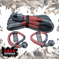Kinetic Recovery Rope & Soft Shackle package
